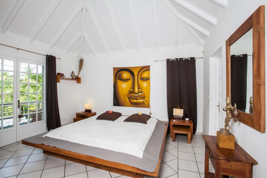 """Chambre de la suite """"Bouddha"""""""