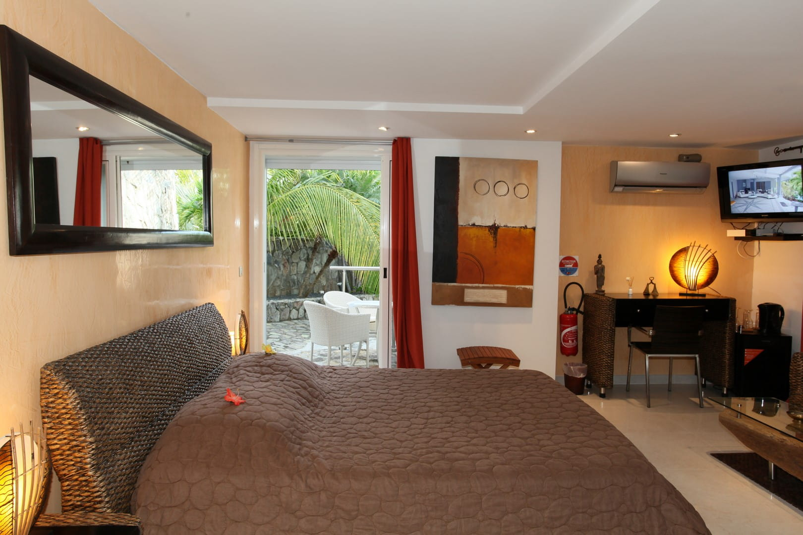 Your vacations in a 320 ft² studio in a 4-star residence ...