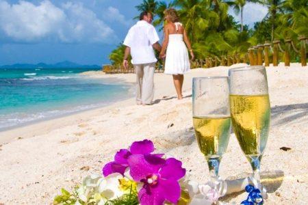 Wedding at the Adam & Eve residence