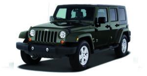 Jeep Wrangler 4 portes