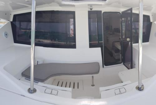 canapé extérieur croisiere catamaran the good life résidence adam et eve